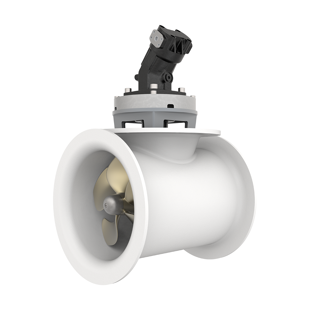 SH400 Tunnel thruster, BA23